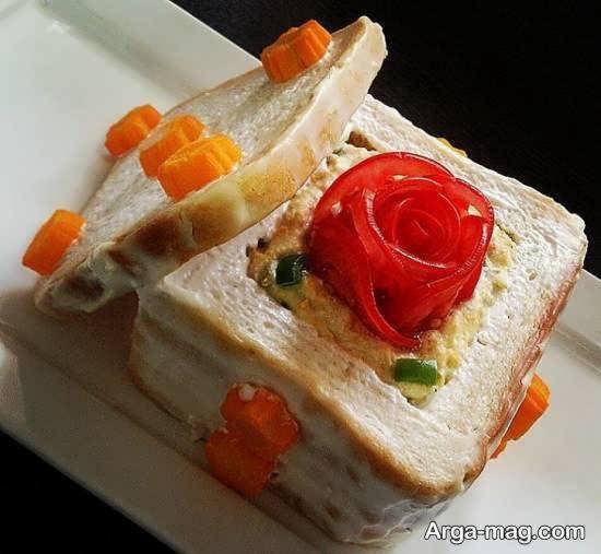 مجموعه ای لوکس از طراحی و زیباسازی نان تست