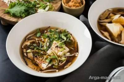 آموزش طرز تهیه سوپ میسو با طعمی ناب