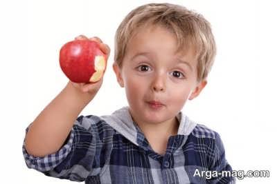 خصوصیات میوه های آلرژی زا