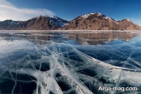 دیدنی های دریاچه بایکال