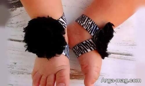 پابند نوزاد دخترانه