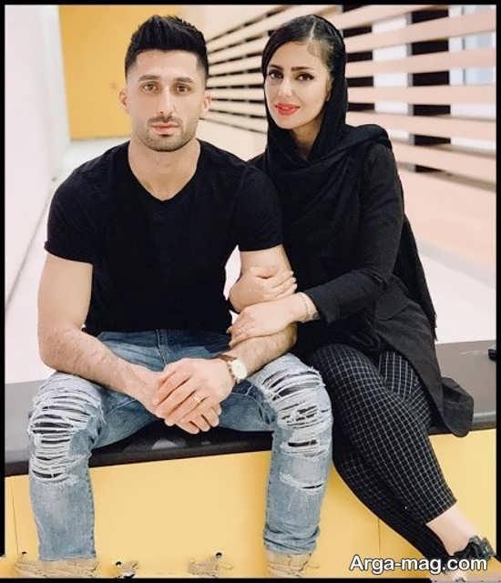 شرح حال محمد رشید مظاهری و همسرش