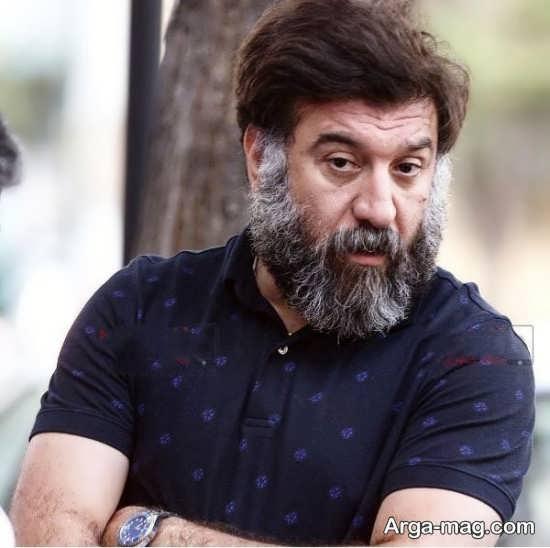 بیوگرافی علی انصاریان بازیگر و مجری ایرانی