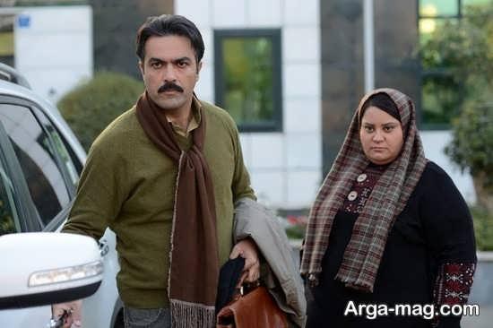 زندگینامه علیرضا جلالی تبار و همسرش