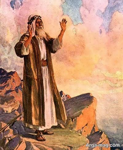 زندگینامه حضرت اسحاق به چه صورت است؟