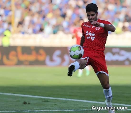 بیوگرافی محمدحسین مرادمند فوتبالیست جوان