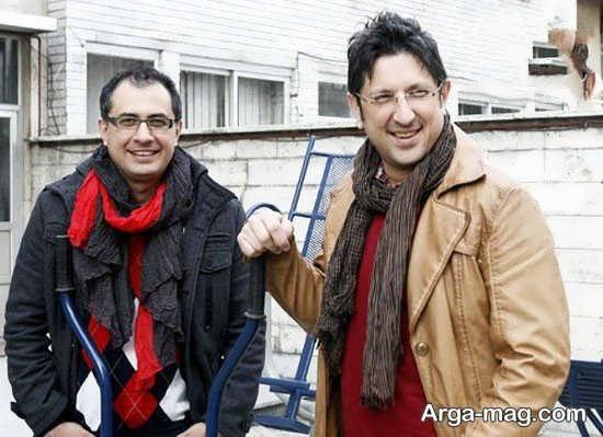 بیوگرافی شهاب حسینی + آلبوم