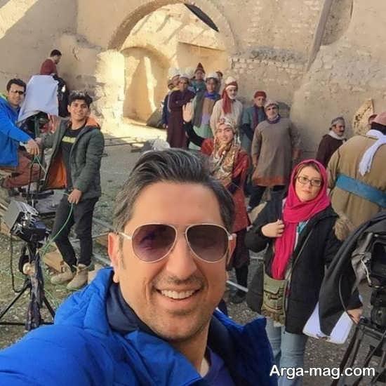 زندگینامه زیبا و جالب شهاب حسینی