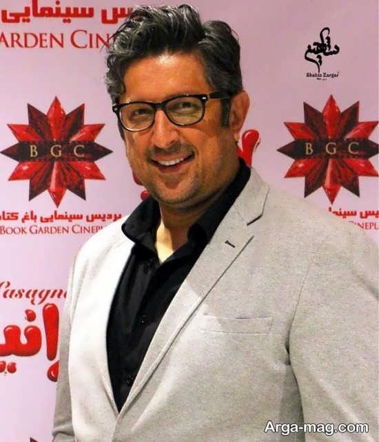 تاریخچه زندگی شهاب حسینی