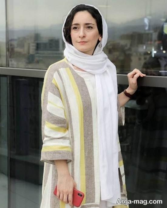 تاریخچه زندگی زیبا سهیلا گلستانی