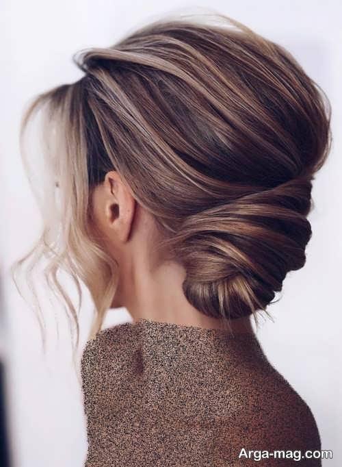 آرایش موی زیبا