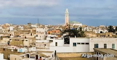 خلاصه ای تاریخ مراکش