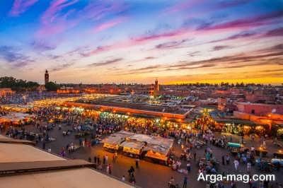 جغرافیای کشور مراکش