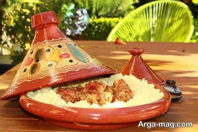 غذاهای محبوب مردم مراکش