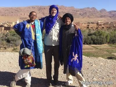 آشنایی با فرهنگ مردم مراکش