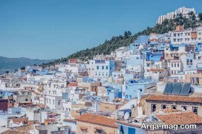 دیدن کردن از جاذبه های توریستی مراکش