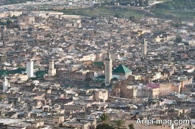 بازدید از شهر های مهم مراکش