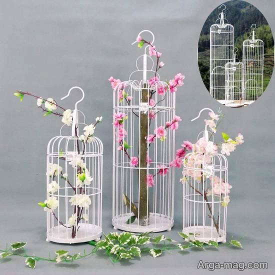 ایده هایی زیبا و متنوع از طراحی و دیزاین قفس پرندگان