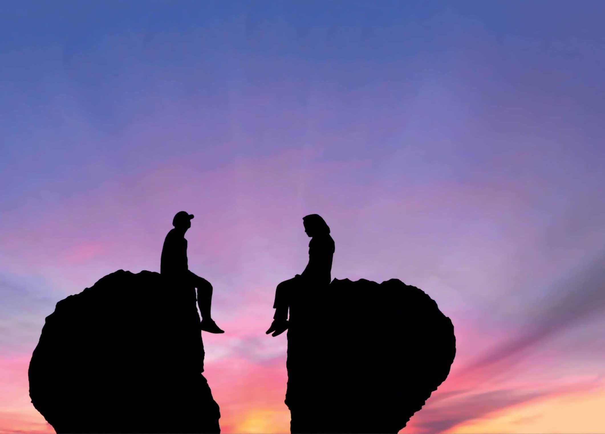 نارضایتی زوجین از زندگی مشترک