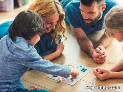تاثیر بازی های فکر بر هوش کودک