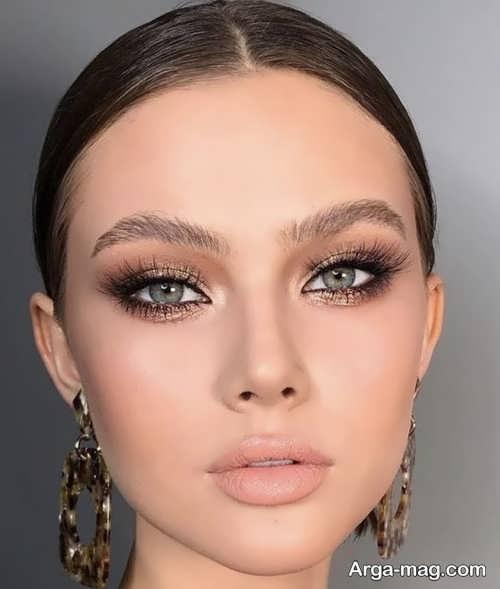 آرایش چشم زنانه 2021