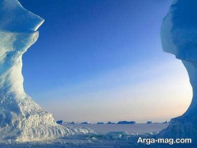 جذابیت های قطب جنوب