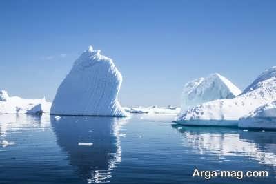 وجود شهاب سنگ ها در قطب جنوب