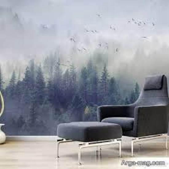 کلکسیونی زیبا و فوق العاده از کاغذ دیواری خیالی
