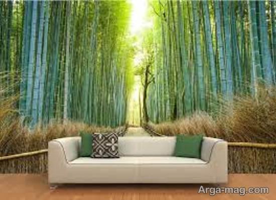 گالری زیبایی از کاغذ دیواری های خیالی و وهمی منظره ای