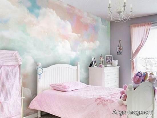 انواع نمونه های زیبا و خارق العاده کاغذ دیواری های فانتزی