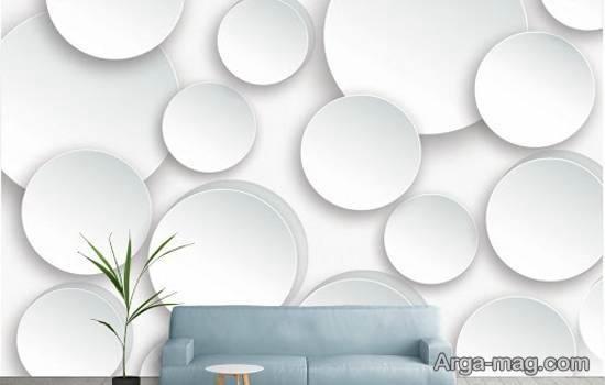 مجموعه ای لاکچری و شیک کاغذ دیواری غیر واقعی