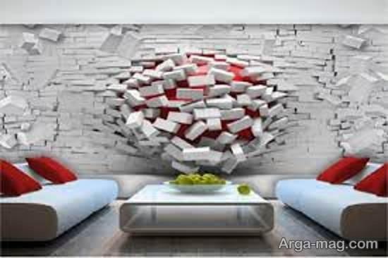 ایده های زیبا و جذاب از کاغذ دیواری فانتزی