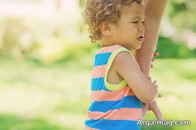 ترس از صدای بلند در کودک به چه معناست؟