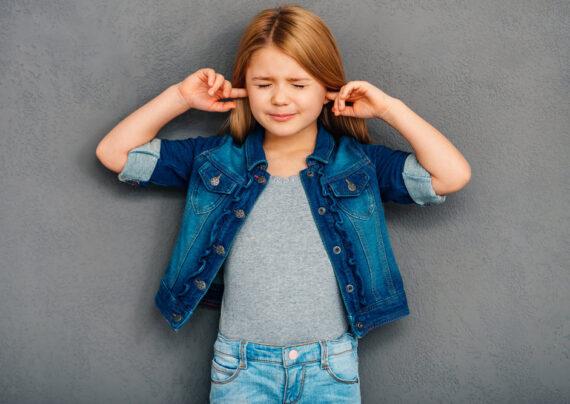 آشنایی با ترس از صدای بلند در کودک