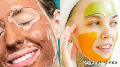 اصول تهیه ماسک برای پوست