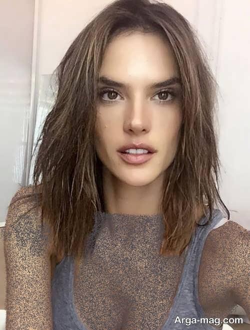 مدل مو زیبا دخترانه
