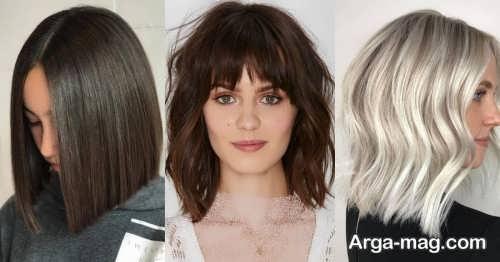 مدل موی دخترانه 2021