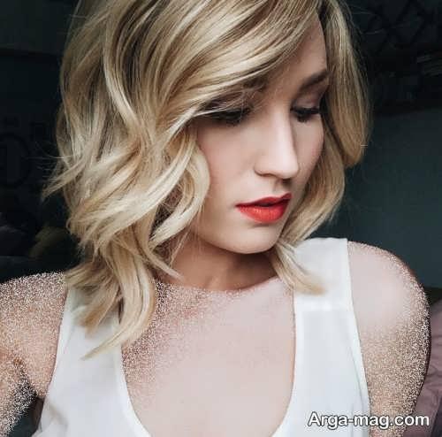 مدل مو کوتاه دخترانه 2021