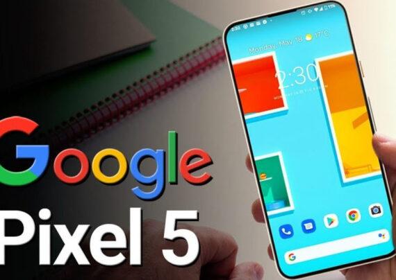 بررسی گوگل پیکسل ۵