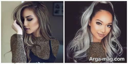 رنگ موی جذاب 2021