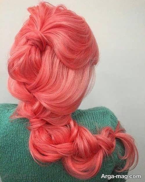 رنگ مو خاص 2021
