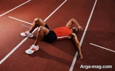 عدم چربی سوزی در حین تمرین زده شدن رخ می دهد.