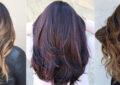 مدل موی لایه ای