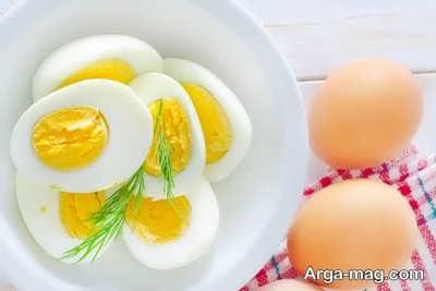 تاثیر تخم مرغ در تقویت ریه