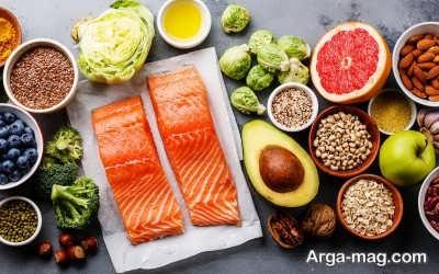 معرفی خوراکی های تقویت ریه