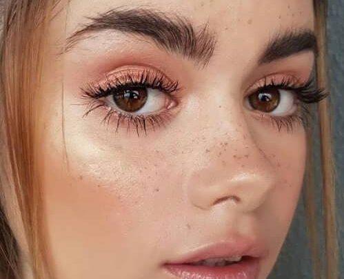 آرایش چشم دخترانه