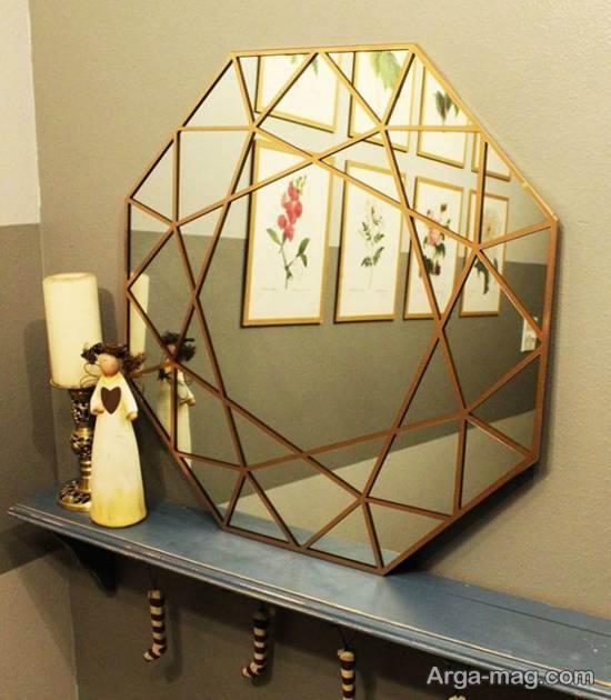 آموزش ساخت آینه دکوراتیو برای دیزاین منزل