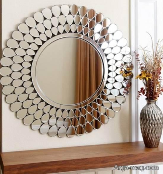 ساختن آینه دکوراتیو برای دیزاین شیک منزل