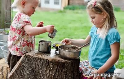 علاقمند کردن برخی کودکان به غذا