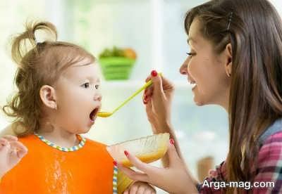 علاقمند نمودن کودکان به غذا